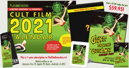 Giant from the Unknown DVD Bundle